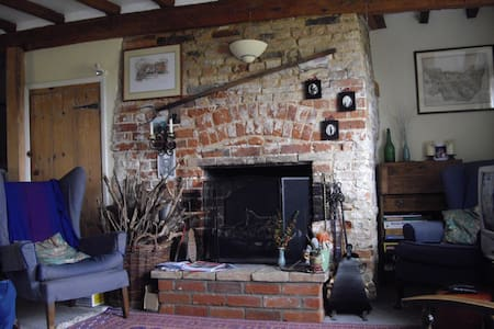 Lovely Suffolk Country Cottage - Great Glemham - Casa