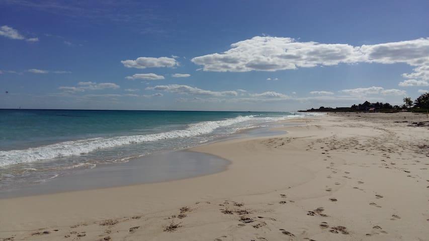Playa increíble!