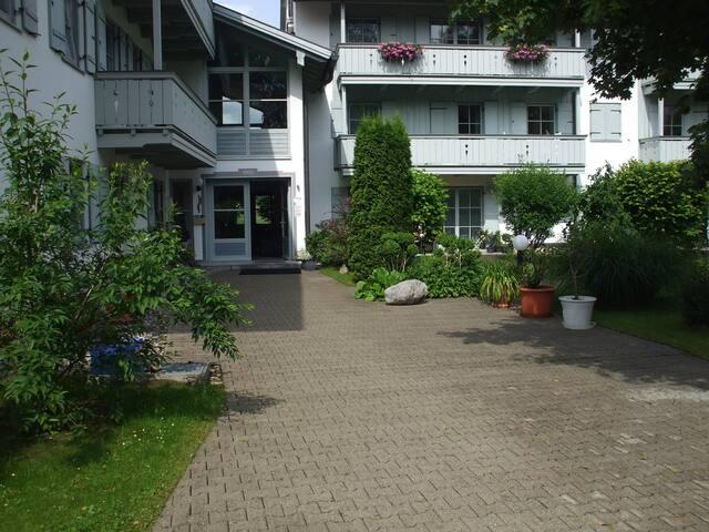 Ferienwohnung am Hocheck - Oberaudorf - Apartemen