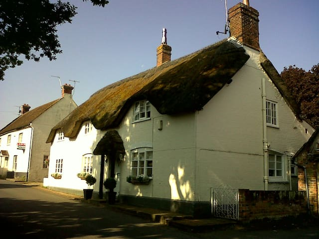 Annex to 350yr old Thatched cottage - Dorset - Apartment