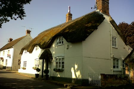 Annex to 350yr old Thatched cottage - Dorset
