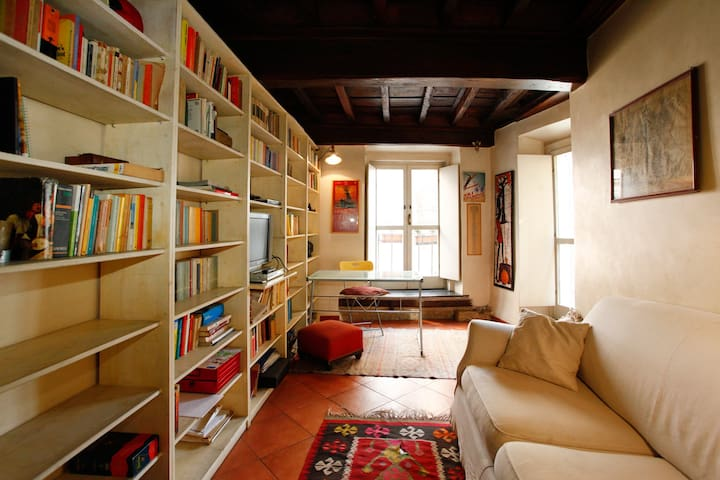 Cozy Apartment in Piazza Pasquino