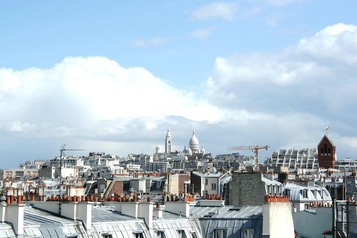 Coup de Coeur a charm of Paris