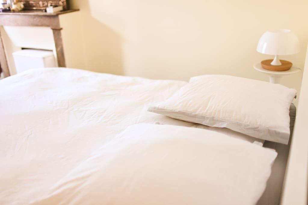 Cosy bedroom !