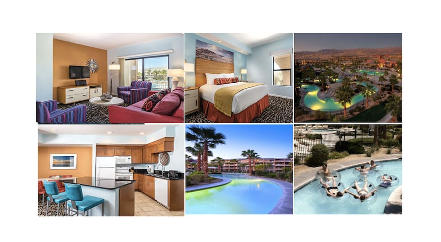 1 Bedroom Indio~Slps 4~NO CLEANING FEE~Lazy River