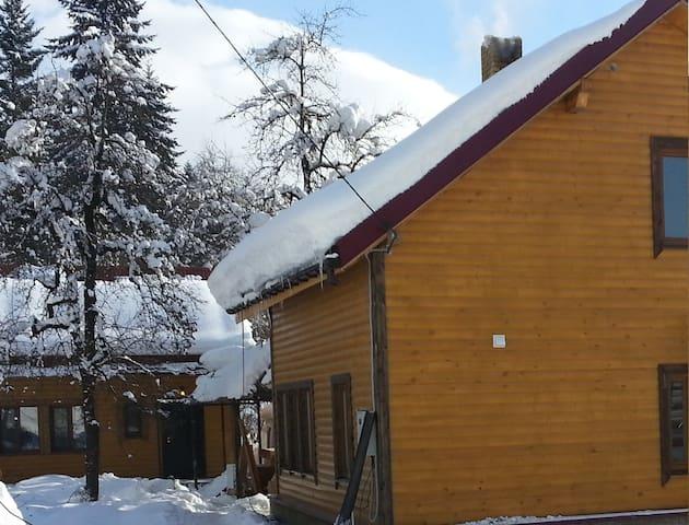 Chalet ESTOSADOK, SOCHI 2014/2015 - Estosadok - Huis