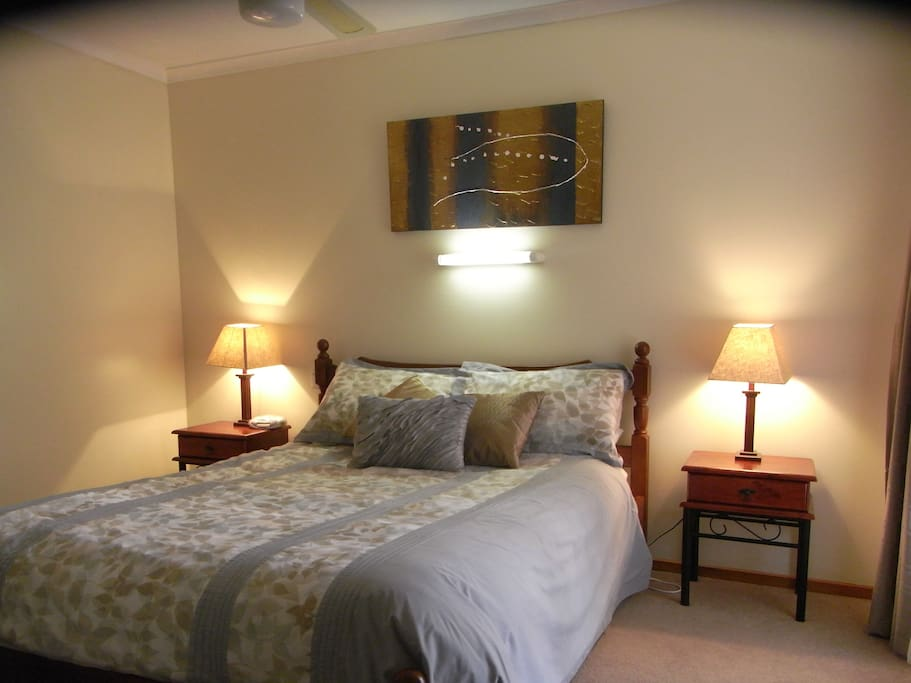 Benstay Accommodation Pet Freindly, 2 Bedrooms, 1 Bathroom