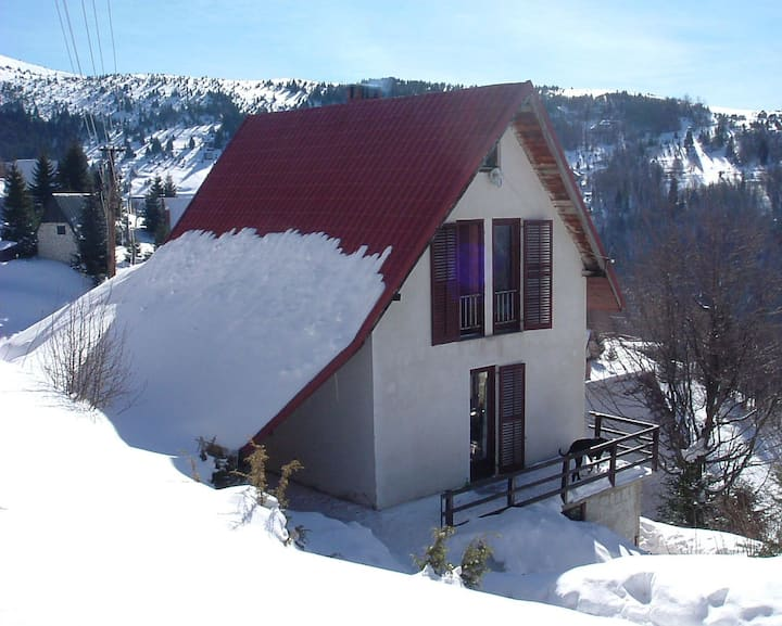Kopaonik ski house  for 8 person