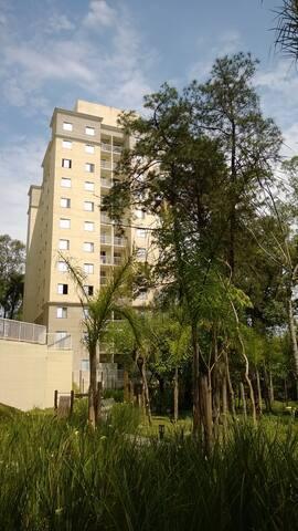 Apartment terrace - São Paulo - Apartemen