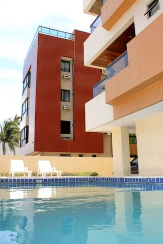 Pleasant flat near the beach - Cabedelo - Apartmen