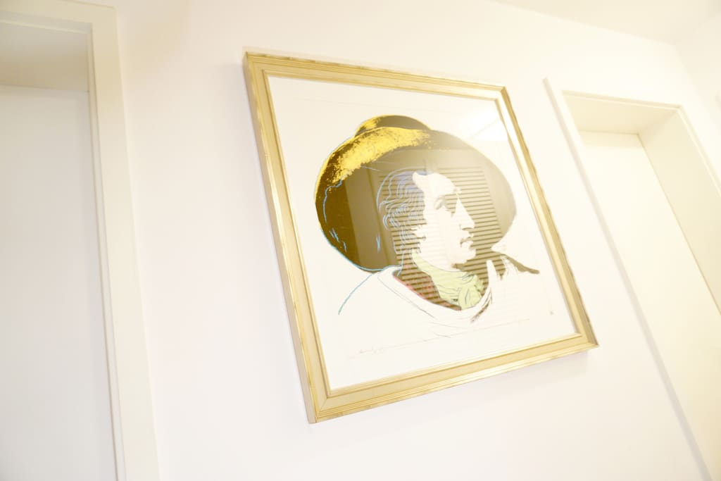 GOETHE IN THE HALL