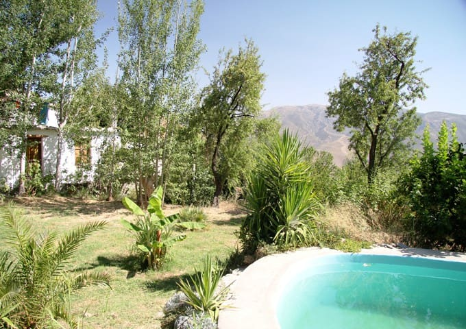 Romantic house in las Alpujarras - Bayacas - House