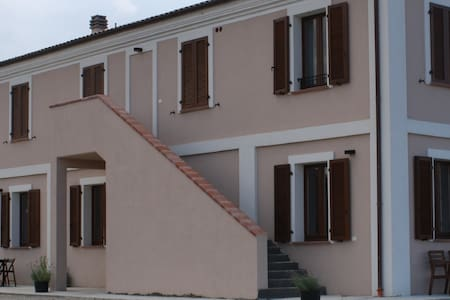 Villa in countryside with sea views - Montenero di Bisaccia - Talo