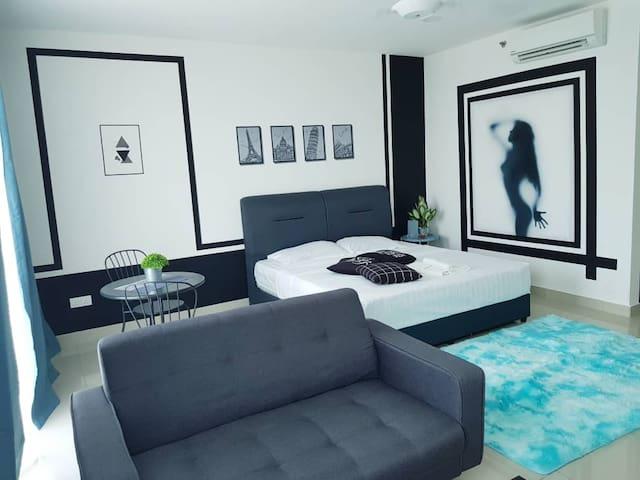 Shah Alam Trefoil@Setia Alam Monthly Rent Studio