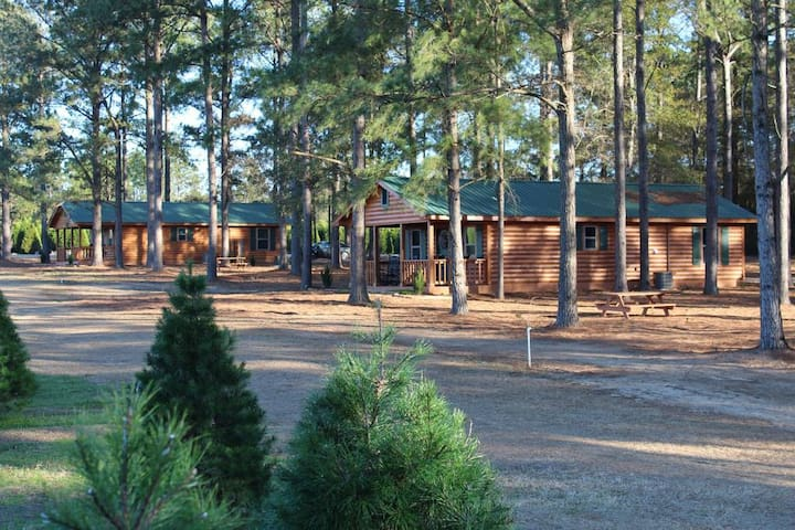 The Cabins At Fish River Trees - Cabin C