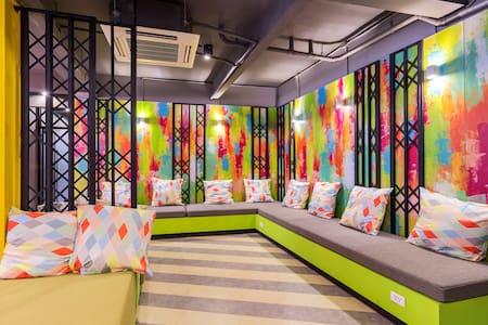 iSANOOK HOSTEL - Bangkok - Dorm