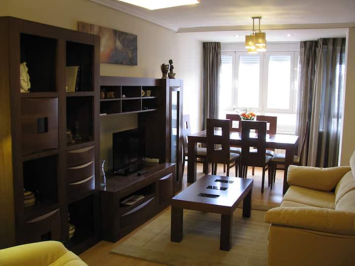 Freshly renewed apartment