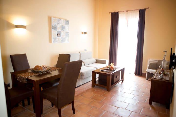 Apartamentos Turísticos Cortijo Garces - Alhama de Granada - Apartment