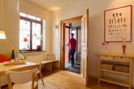 Apartment im Weingut werk2 - ruby - Geisenheim - Appartement