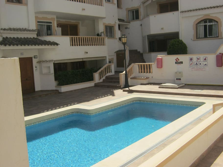 Appartement javea port avec piscine appartements louer for Appartement a louer a mohammedia avec piscine