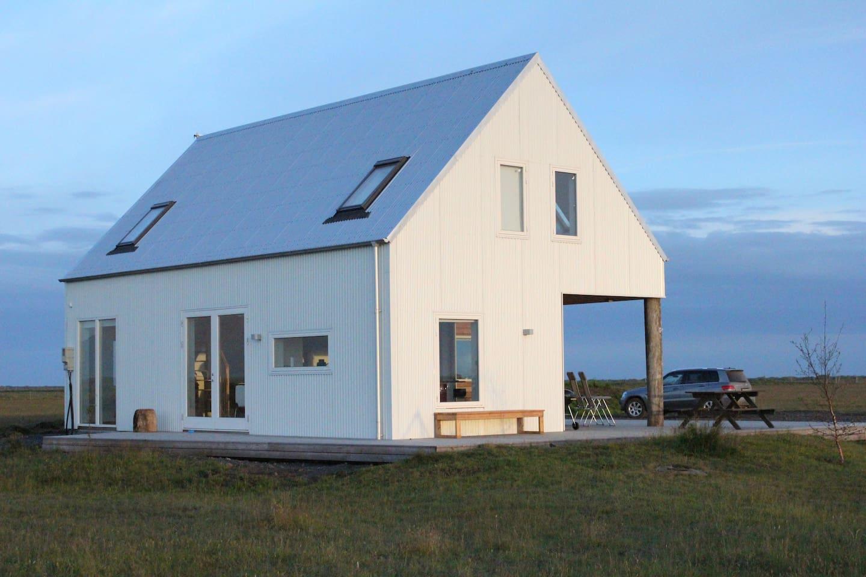 Syðri-Rot - The house