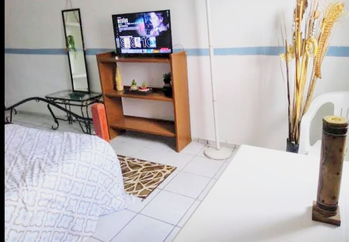 Star Room Sensacional SmartTV Netflix Premium