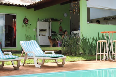Your private space w/ a pool - Lagoa Santa - Hus