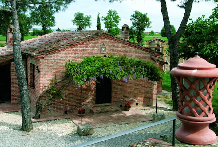 Week-end romantico - Montepulciano - House