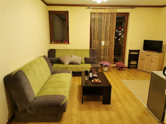 Romantic studio in the outskirts of Pirin and Rila
