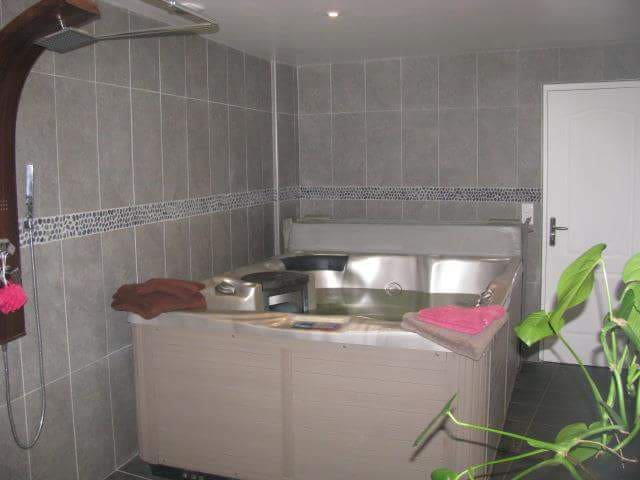 Charmante maison avec spa proche St Malo - Miniac-Morvan - Huis