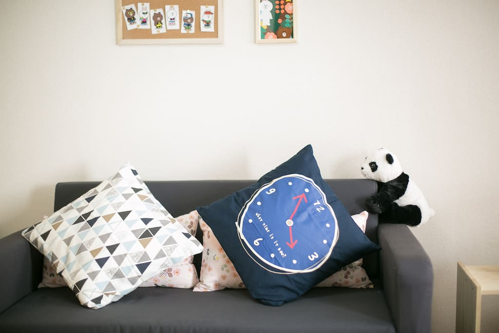 沙發/沙發床 Sofa/sofa bed