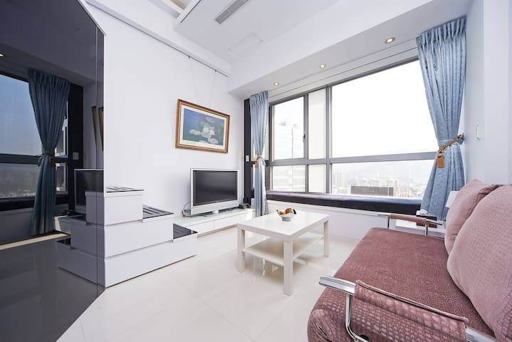 Luxury Loft Taipei 101 View Xinyi 人氣 Walk2MRT月租