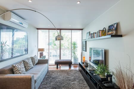 Modern Apartment 2 in Miraflores - Miraflores District - Leilighet