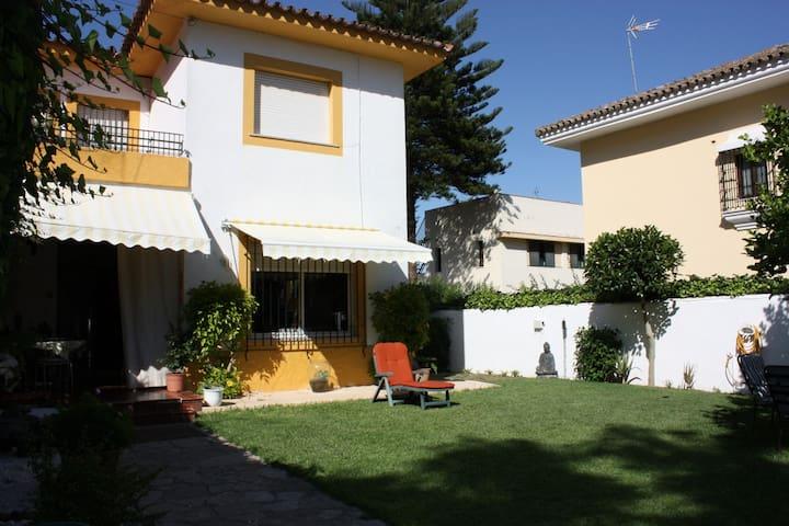 Oasis de tranquilidad en centro - Jerez de la Frontera - House