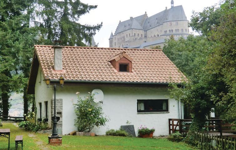 Wochendhaus, Chalet in super Lage in Vianden! - Vianden - Casa