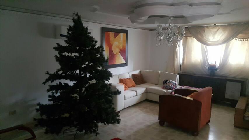 Habitaciones en excelente ubicació - Barranquilla, Atlántico, CO - Dům