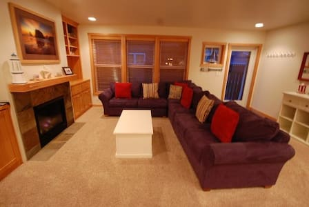 Jan. and Feb. special - rent 2 =  3rd night free! - Pacific City