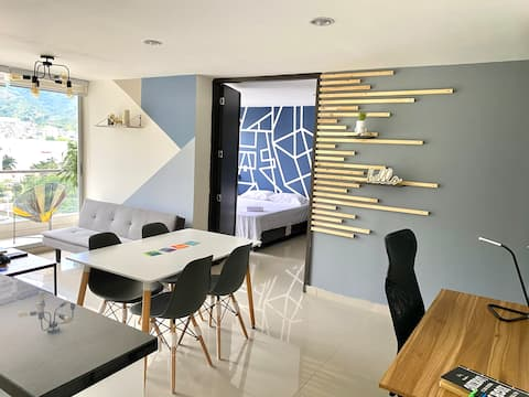 Modern Apartment on the Heart of Ibague