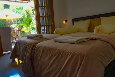 WISMA Pulau Merah, Standar Room With Garden View