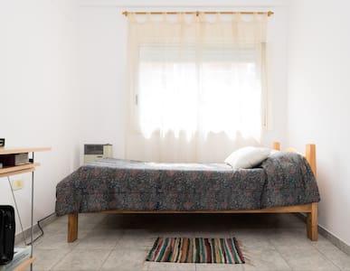 Habitación privada y tranquila - La Plata