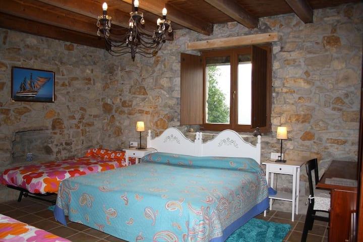 Casa Rural Ecológica Arrizurieta
