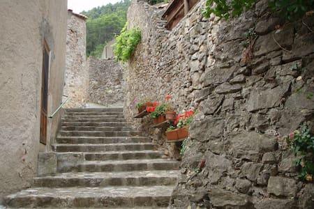 Cottage de la Montee Saint Roch - Padern - Rumah