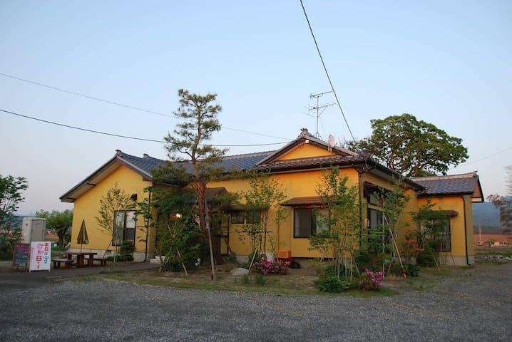 Niigata,Japanese 新発田 田舎民家 貸切