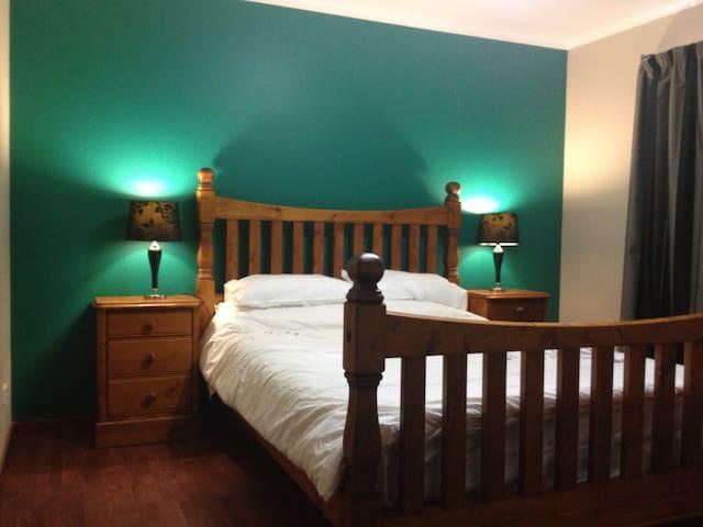 Fabulous farmstay with room to move - Newbridge - House
