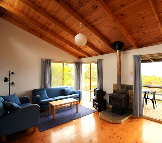 Blue Wren cottage with great views! - Denmark - Rumah