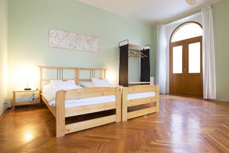 Family apartment with 2 bedrooms - Samuel Liberec - Liberec - Bed & Breakfast