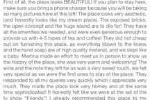 Our Very First Review.  It was our pleasure Nicole