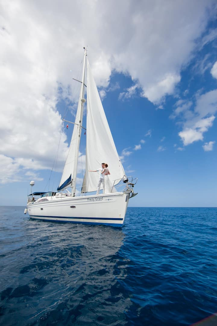 Bavaria 50ft Yacht
