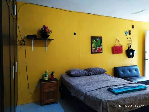 Studio Mis, Private Comfort, A/C, Parking, WiFi,