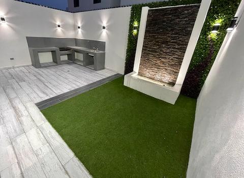 Bonita Casa completa y Equipada Poniente Monterrey